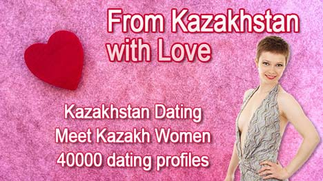 The most pretty Kazakhstan brides. Meet Hundreds of beautifull single brides from Kazakhstan.