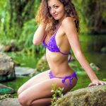 Hot Russian Woman in Bikini - Russian dating